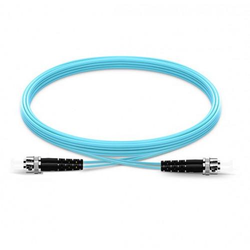ST-ST MM, 50/125XG OM4, 5M DUPLEX PVC